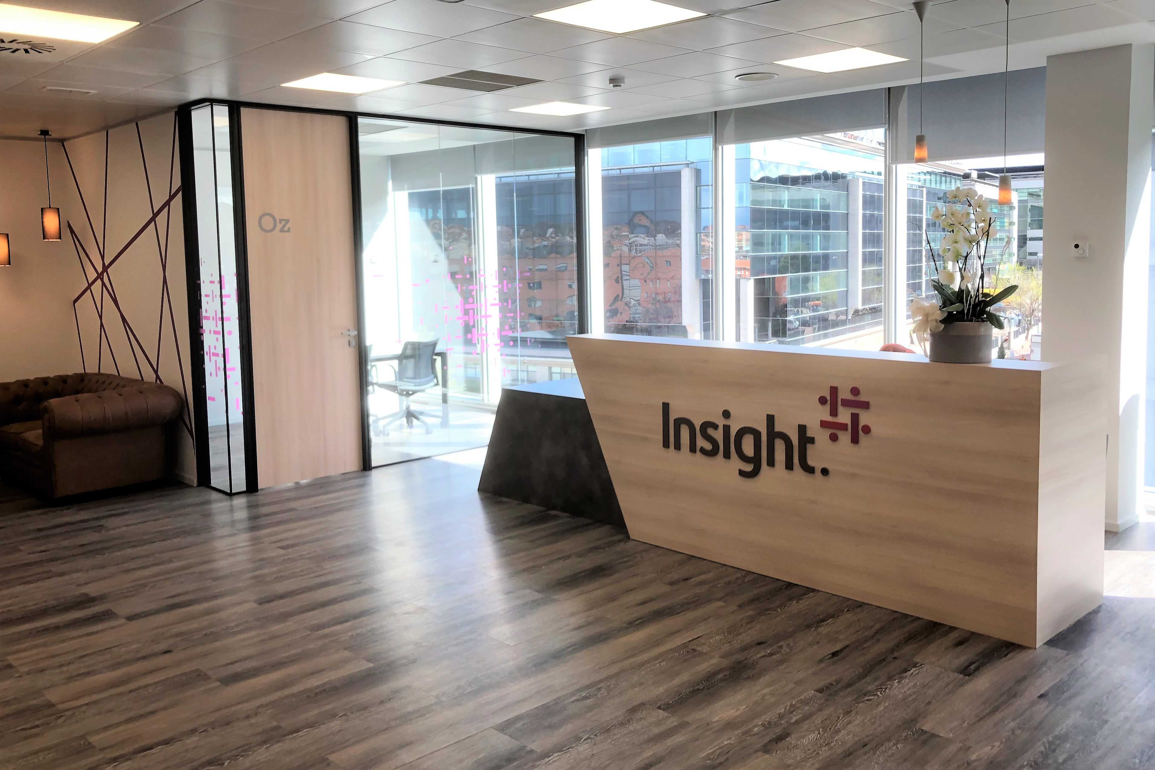 Oficinas Insight
